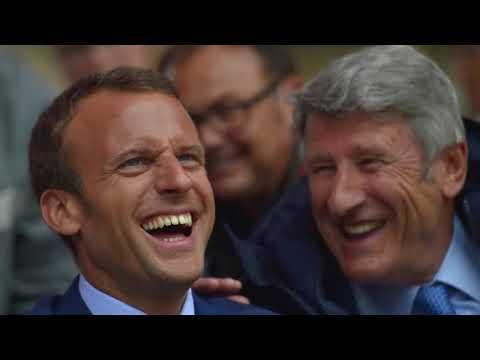 """Philippe de Villiers, """"conseiller"""" de l'ombre d'Emmanuel Macron ?"""