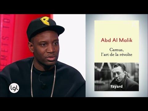 Abd Al Malik rend hommage à Camus