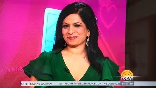 bela gandhi on nbc today show about digital dating in 2016