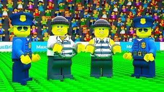 LEGO Football Prison Break
