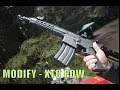 (AIRSOFT) MODIFY XTC PDW At Section8 Scotland