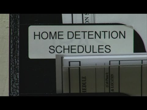Part One: Inside look at home detention