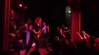 "Cannibal Corpse - ""Dormant Bodies Bursting"" live at Hawthorne Theatre (Portland, Oregon) 7/7/14"