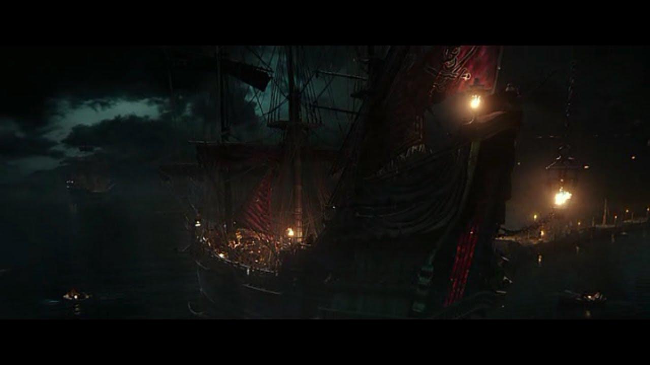 La Venganza De La Reina Anna En Piratas Del Caribe 6