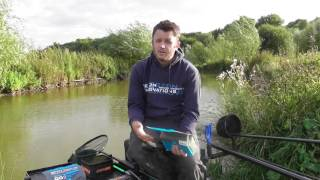 spottedfin milled betaine pellets groundbait review part 1