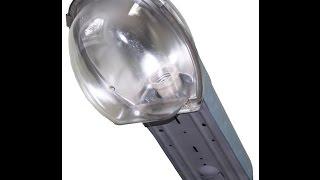 Схема підключення ДРЛ (світильника)