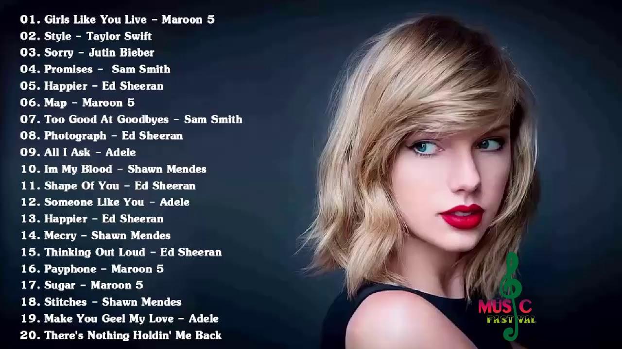 2019年最火的英文歌曲 - 歐美流行音樂 - 超好聽中文- 英文歌曲(精心挑選) 2019最近很火的英文歌 - KKBOX綜合排行榜 2019 - YouTube