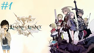The Legend of Legacy [Episode 1] New Journey begins
