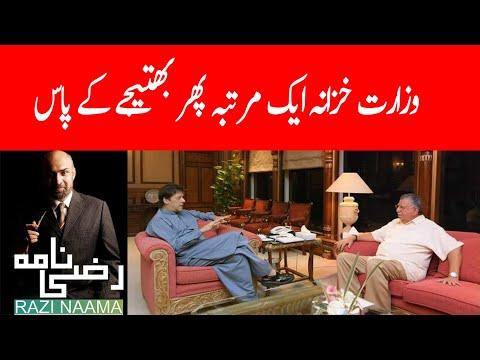 Cabinet reshuffle, no stop yet | PM IMRAN KHAN  | ShaukatTarin | Razi Naama | Rizwan Razi