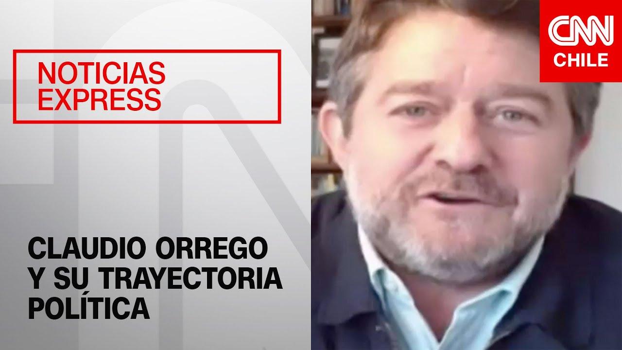 """Orrego y su trayectoria política: """"Me siento orgulloso de las cosas que sí hicimos bien"""""""