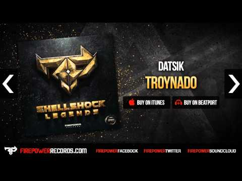 Datsik  Troynado Firepower Records  Dubstep