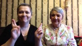 """Фильм """"Двое"""" для глухих, 1965 год /The film """"Two"""" for the Deaf, 1965/"""