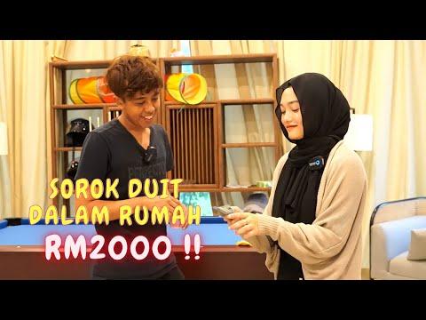Download AMIR DAPAT RM700 !! - SOROK DUIT DALAM RUMAH RM2000 !
