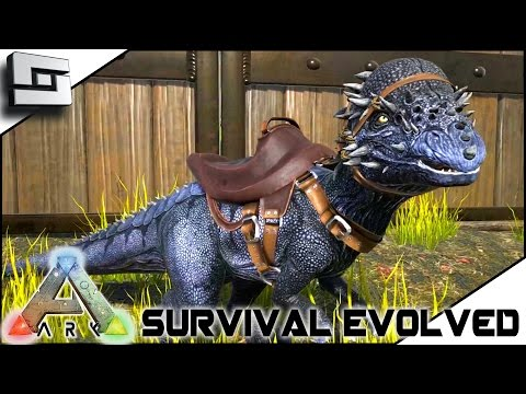 ARK: Survival Evolved - TAMING A PACHYCEPHALOSAURUS! S2E6 ( Pachy / Gameplay )