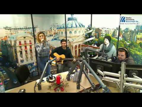Nicoleta Nuca - Linistea (LIVE la BucurestiFM)