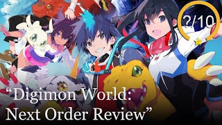 Digimon World: Next Order Review