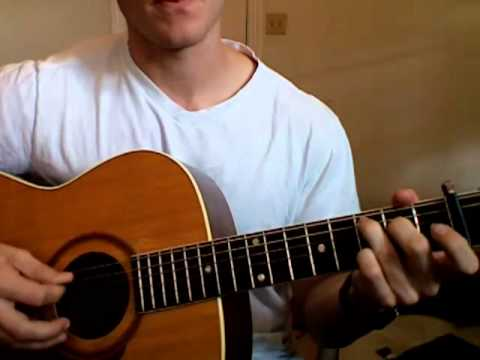 How to Play Anymore by Travis Tritt on Guitar - Online Video Guitar Lesson