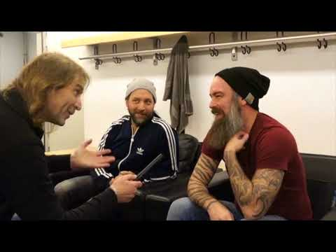 In Flames Interview: Björn Gelotte & Niclas Engelin