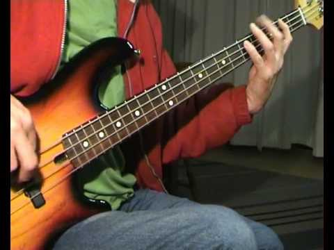 Blue Oyster Cult - Don't Fear The Reaper - Bass Cover