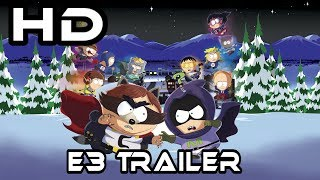 South Park The Fractured But Whole I E3 2017 Game Trailer I RPG I PS4, Xbox One