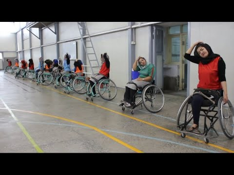 أفغانيات تشاركن في بطولات رياضية رغم الإعاقة والإرهاب  - نشر قبل 6 ساعة