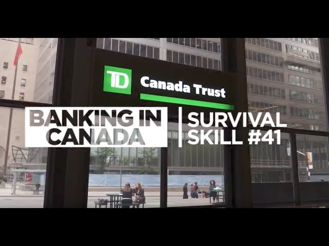 Survival Skills: Banking in Canada | ILAC Arrival Survival Tips
