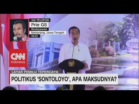 Politikus 'Sontoloyo', Apa Maknanya? Ini kata Budayawan Prie GS Mp3