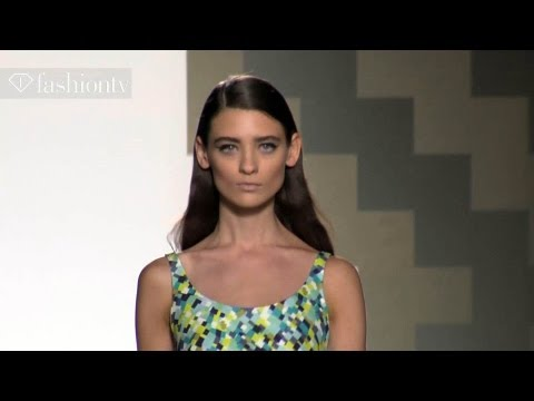 Alana Zimmer + Carolina Thaler: Top Models at Spring/Summer 2013 Fashion Week | FashionTV