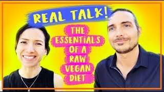 Raw Vegan Diet | Benefits, Essentials, Lifestyle, Results, Tips
