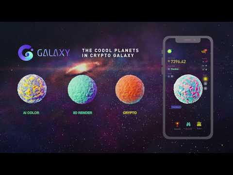 Galaxy Teaser | brought to you by Zeepin