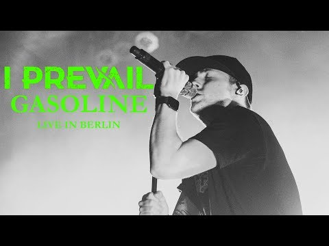 """I PREVAIL - """"Gasoline"""" live in Berlin [CORE COMMUNITY ON TOUR]"""