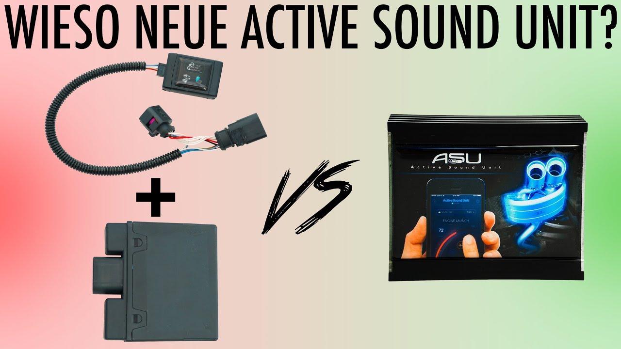 active sound unit vs gateway ver nderungen neues asu. Black Bedroom Furniture Sets. Home Design Ideas