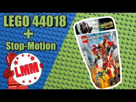 Lego Hero Factory 44018 Furno Jet Machine (Реактивная машина Фурно)