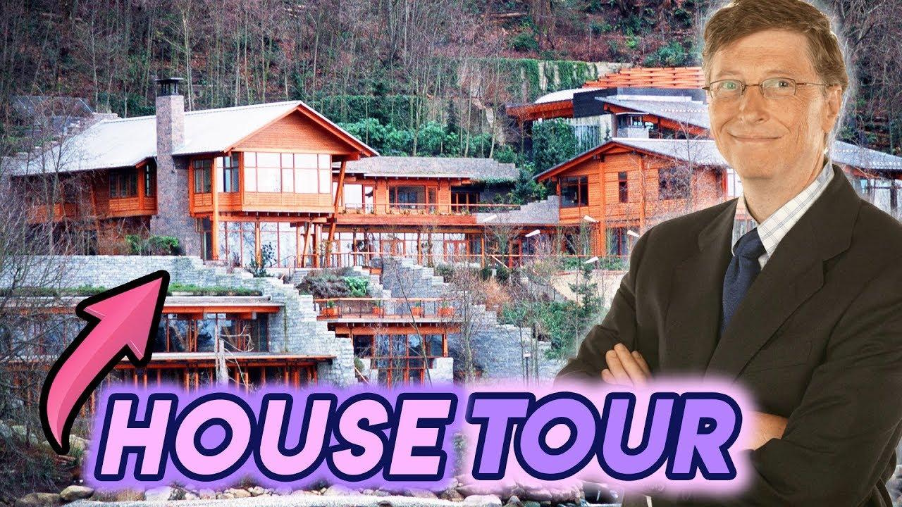 Bill Gates | House Tour 2020 | $147 Million Dollar Mansion