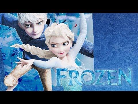 Jack Frost & Elsa [Jelsa] Let It Go | Let Her Go