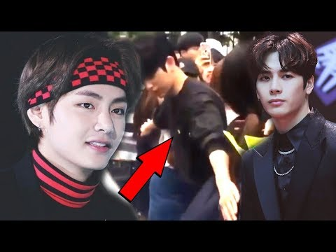 Kpop Idols Protected Their Fans From Dangerous Situations