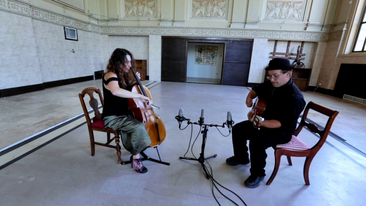 Tarantella By Wh Squire For Cello And Guitar