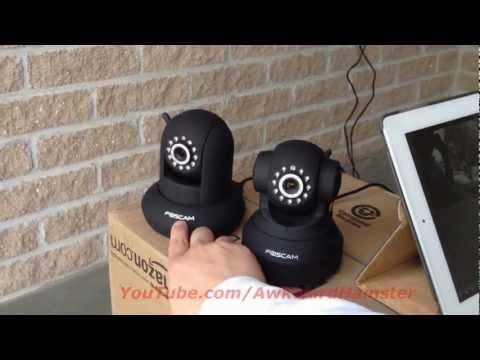 Foscam FI8910W And FI8918W Review & Comparison (HD)
