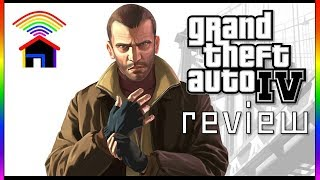 Grand Theft Auto IV review - ColourShed