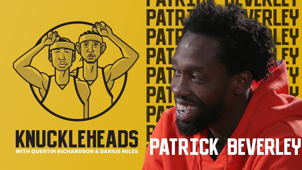 Download Patrick Beverley Joins Knuckleheads with Quentin Richardson and Darius Miles | The Players' Tribune