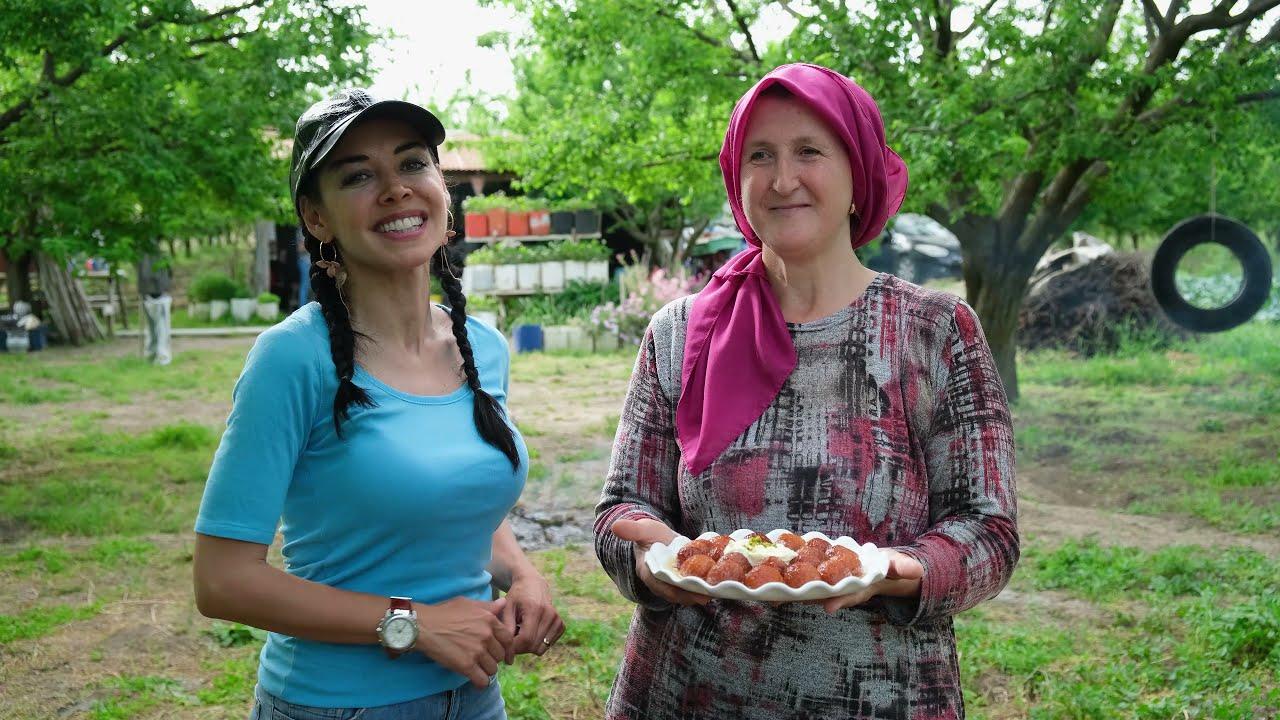 Mutfağım Şahane Programı 2. kez bizlerle 🥰 @Esirgenc TV | Emine'nin Köy Mutfağı