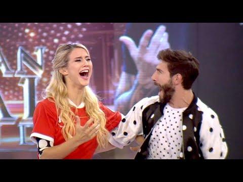 Flor Vigna es la ganadora del Bailando 2017 y cumplirá el sueño de Jujuy