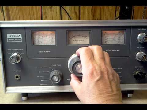 TRIO 9R-59ds Receiver