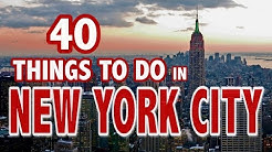 40 BEST THINGS TO DO IN NEW YORK CITY ♥ New York City Travel Guide