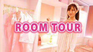 【JILLSTUART】コラボのホテルが期間限定でOPEN♡潜入ルームツアー thumbnail