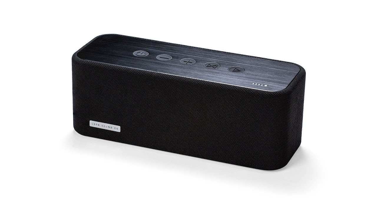 Marquee Bluetooth Speaker video thumbnail