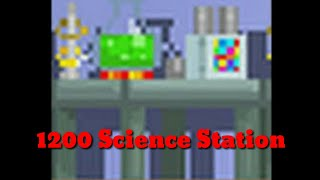 How many daily profit with 1200 Science Station | GrowTopia