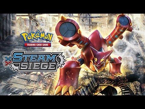 Pokémon TCG: Análisis XY11-Asedio de Vapor
