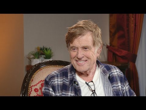 Robert Redford and David Lowery: THE OLD MAN & THE GUN 2018