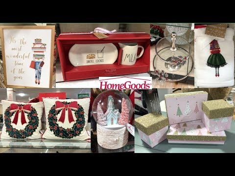 HOMEGOODS SHOP WITH ME! SO MANY CUTE ITEMS!